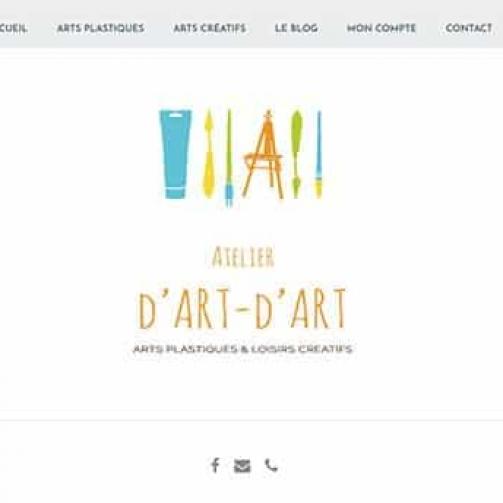 site réalisé par Laetitia Luciani Webmaster en Lozere