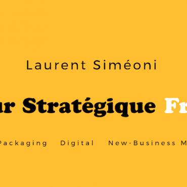 Site web de Laurent Siméoni Planneur Stratégique Freelance réalisé par Uluweb