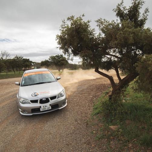 Refonte du site e-commerce de Rallye Académie école de pilotage à Alès Gard par Uluweb création de site web Tarn