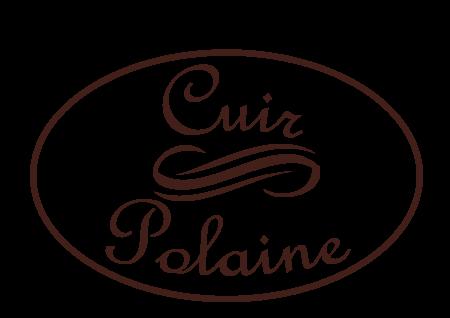 Logo cuirpolaine artisan français